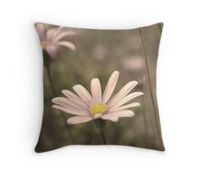 Just Pretty Throw Pillow