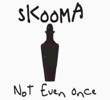 Skooma, Not even once by Lorcian