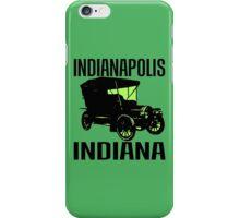 Indianapolis, Indiana iPhone Case/Skin