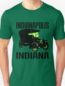 Indianapolis, Indiana T-Shirt