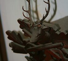 Cuckoo Stag by Quin Young
