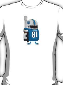 Calvin Megatron Johnson T-Shirt