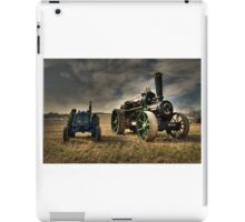 The Fowler & the Fordson iPad Case/Skin