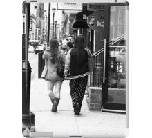 The streets of Philadelphia iPad Case/Skin
