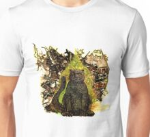 Behemoth the Cat (from The Master and Margarita) Unisex T-Shirt