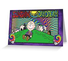 SUNSHINE DAYDREAM Greeting Card