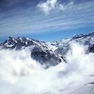 French Alps by berndt2