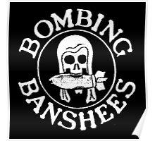 Bombing Banshees Poster