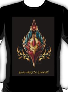 Blood elf emblem  T-Shirt