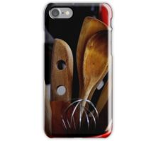 In the kitchen iPhone Case/Skin