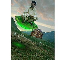 The Multan ملتان Test Flight Photographic Print