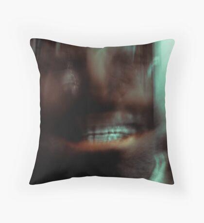 Self III Throw Pillow