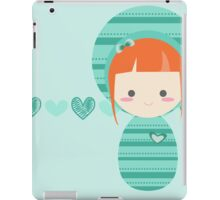 mint doll ♥ iPad Case/Skin