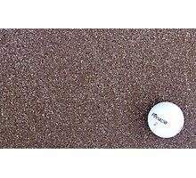 beach ball ... Photographic Print