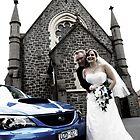just married! by Louisa Jones