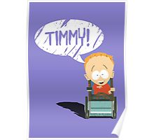 Timmy! Poster