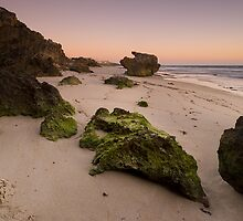 Seaweed rocks by John Pitman