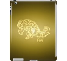 Aurius & Enchantus 383 Groudon iPad Case/Skin