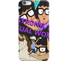 I'M A SMART, STRONG SENSUAL WOMAN iPhone Case/Skin