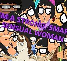 I'M A SMART, STRONG SENSUAL WOMAN by Tristan Murray