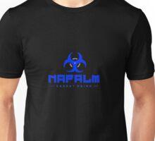 Napalm Energy Drink - Blue Unisex T-Shirt