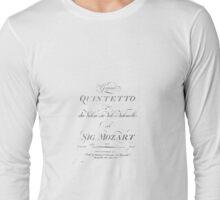 Quintetto Long Sleeve T-Shirt
