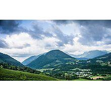 Pyrenees Landscape Photographic Print