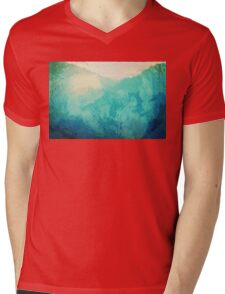 From Jamaica to the Redwoods Mens V-Neck T-Shirt