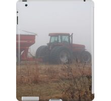The Mechanics of the Harvest #2 iPad Case/Skin