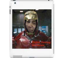 Tajus Downey Jr iPad Case/Skin
