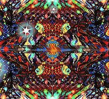 Visual Vortex by Gregory Edwards