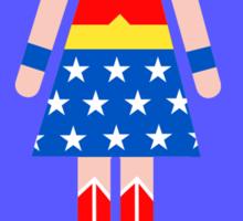 Wonder Woman/Heroines Sticker