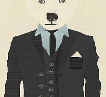mr polar bear by bri-b