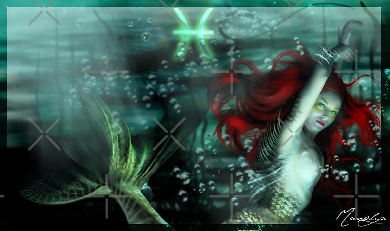 PISCES by Manolya  F.