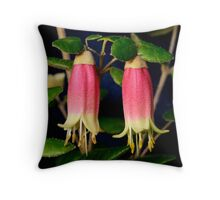 Federation Belle Throw Pillow