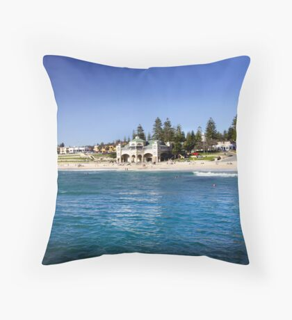 Cottesloe  Throw Pillow