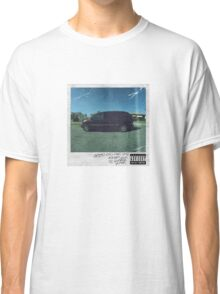 Kendrick Lamar - Good Kid, M.A.A.D City Classic T-Shirt