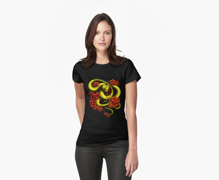 star slither tee by dimarie