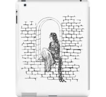 The Maiden In The Tower  iPad Case/Skin