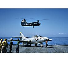 F9F Panther  Photographic Print