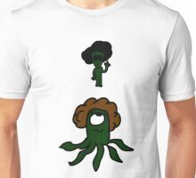 Aliens with Afros Unisex T-Shirt