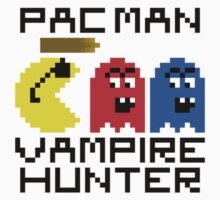 Pac Man: Vampire Hunter Kids Clothes