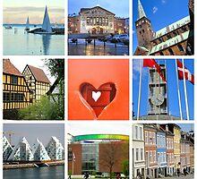 Aarhus by freshairbaloon