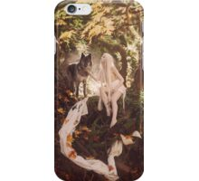 A Rogue in the Mist iPhone Case/Skin
