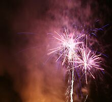 Fireworks by Chris Rollason