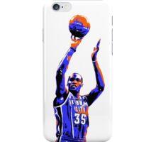 Durantula Stencil Design iPhone Case/Skin