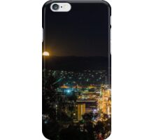 Moonrise on Dean  iPhone Case/Skin