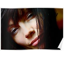 Dark Black portret. by Brown Sugar . Merry Christmas Everyone  F * * . Favorites: 6 Views: 969 .Muchas gracias Amigos !!!  Ole !!!  Poster