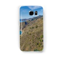 Big Sur Coastline 3 Samsung Galaxy Case/Skin