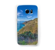 Big Sur Coastline 4 Samsung Galaxy Case/Skin